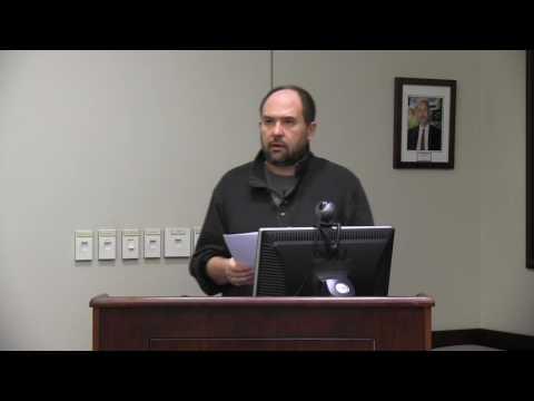 Alexander Panchenko - Penn State's Comparative Literature Luncheon Series (3/28/16)