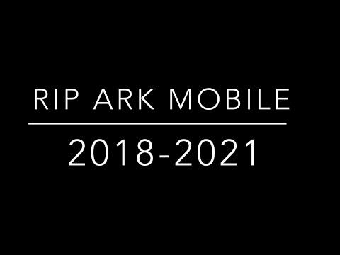 RIP ARK MOBILE