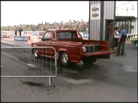 Kev S Ford Ranger Drag Racing Youtube
