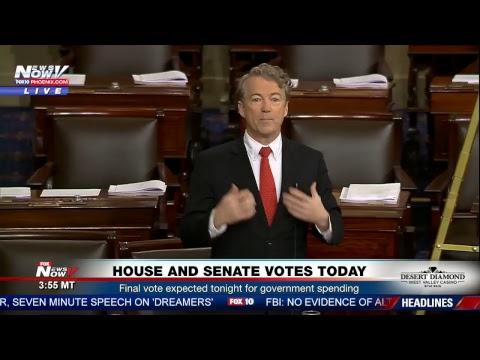FNN: House and Senate final vote on government funding, Philadelphia Eagles Super Bowl parade