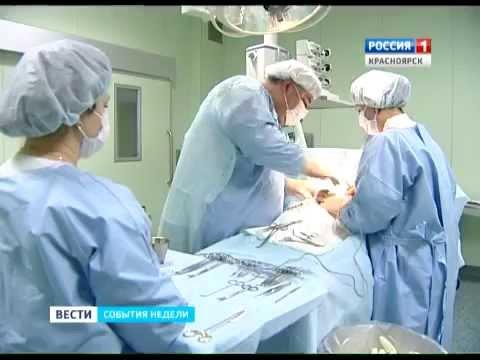 Детская краевая больница отметила 25-летие