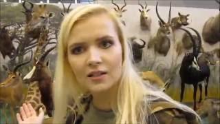 Vlog#2 - Targi myśliwskie Hubertus Arena 2016