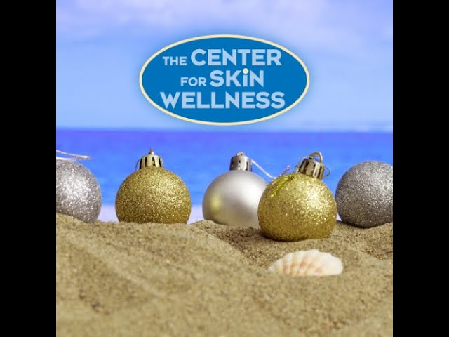 Our Center for Skin Wellness Elves wishing you a Happy Holiday Season!