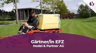 Lehrstelle als Gärtner/in EFZ Garten- und Landschaftsbau bei Hodel & Partner AG
