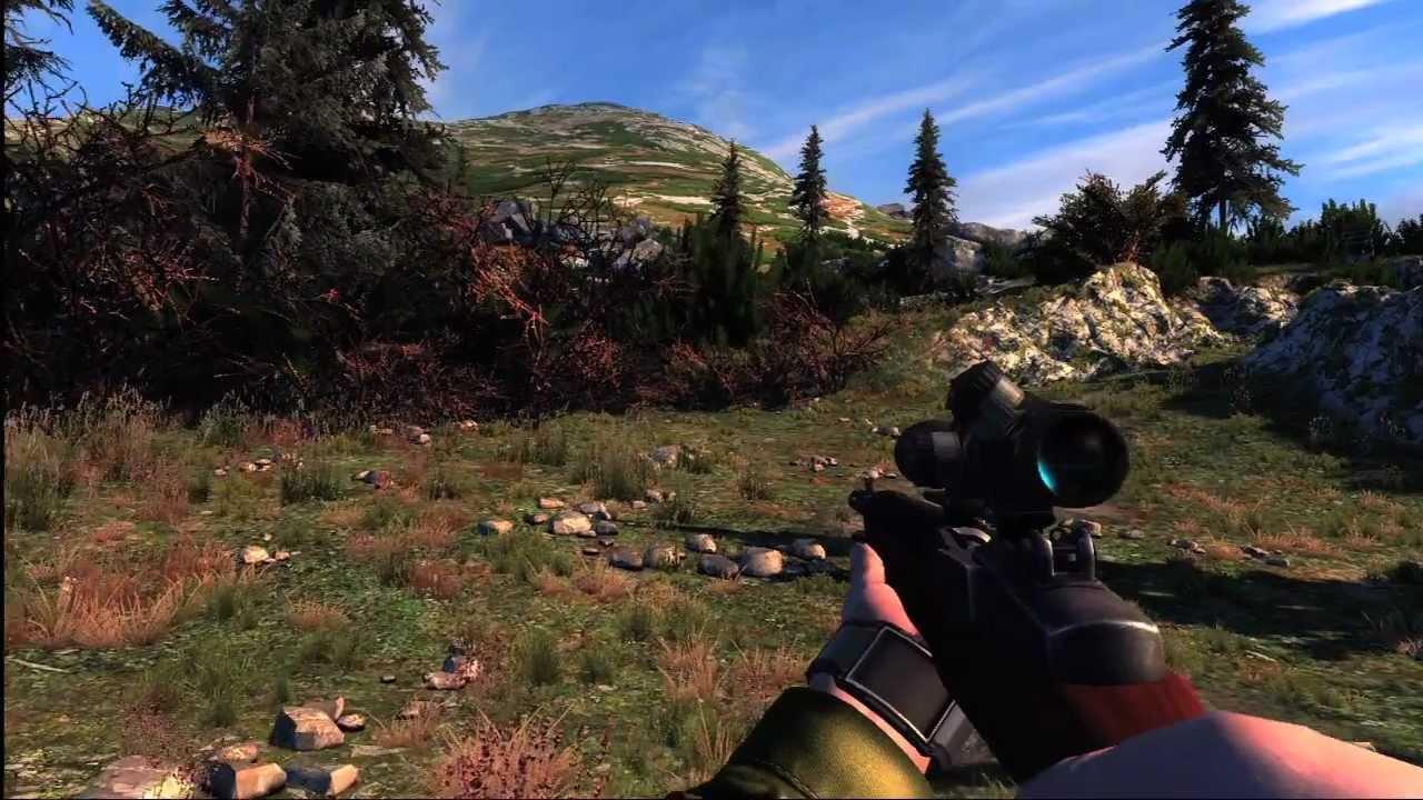 Cabela's Big Game Hunter 2012 - Gameplay Trailer (PS3, Wii ...