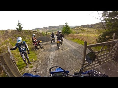 Trail Riding Wales - 16th May 2014