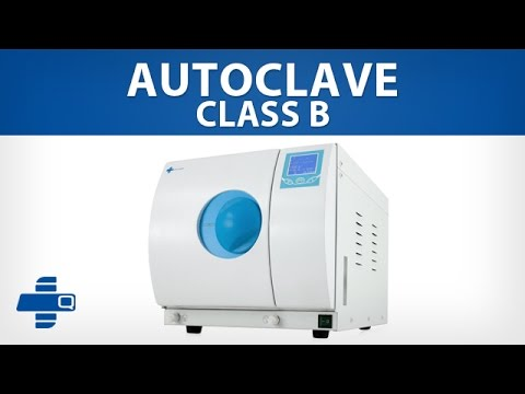 autoclave class b 922 ste youtube. Black Bedroom Furniture Sets. Home Design Ideas