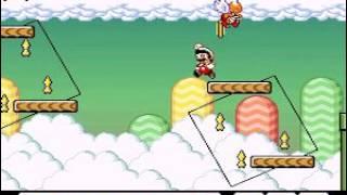 Super Mario Bros 2 Mega Mario X DEMO Part 2
