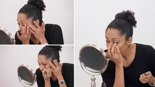 How To : Smokey Eye Using Kajal - No Brushes!