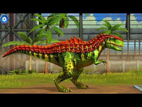 Jurassic World Game Mobile #47: Khủng long ăn thịt siêu chất Gorgosaurus