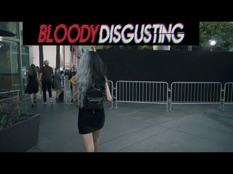Suspiria Premiere - Bloody Disgusting - Vixen's Movie Massacre 10/25/18