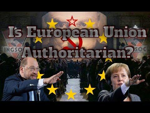 How authoritarian is the European Union? | Democratic deficit explained
