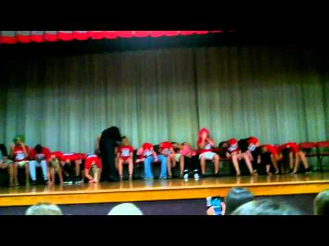 Port Charlotte High School hypnotism