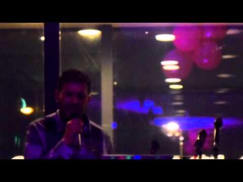 sun reha hai na  tu :karaoke in The hague Holland