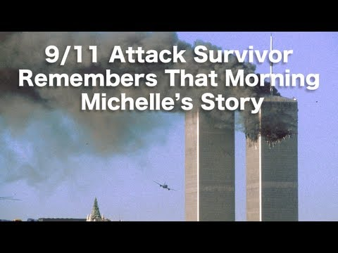 9/11 Survivor Michelle Remembers Her World Trade Center Escape on KirstyTV