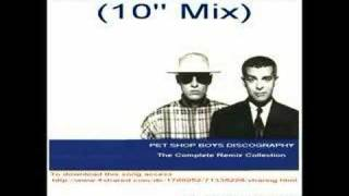 Pet Shop Boys - West End Girls (10