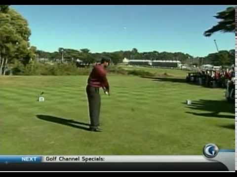 Tiger Woods and John Daly 2005 driver