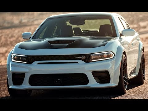 2020 Dodge Charger Scat Pack Widebody in Action