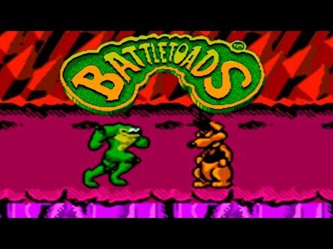 Денди игры Battletoads EmulRoom