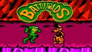 Battletoads: прохождение Боевые Жабы (NES, Famicom, Dendy)