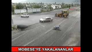 Osmaniye'den Kopmalık Mobese Kayıtları.mp4