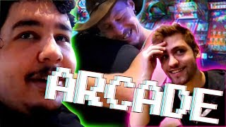 Greek Meets Alecludford at the Arcade With Sodapoppin (Part 1)