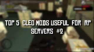 Download Gta Samp Cleo Hack Mod Pack Best Mods 2018 2019 MP3
