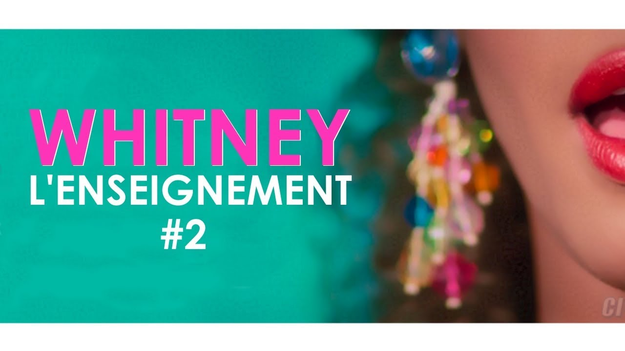 """Whitney Houston, l'enseignement""  2ème Partie (Pst David GOMA )"