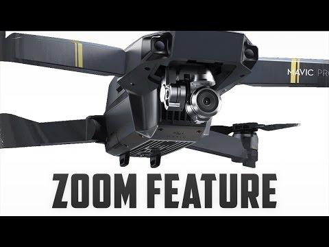 DJI Mavic Pro Zoom Feature Quality Comparison
