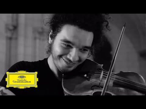 Nemanja Radulovic, Les Trilles Du Diable - Bach's Toccata & Fugue In D Minor (Excerpt)