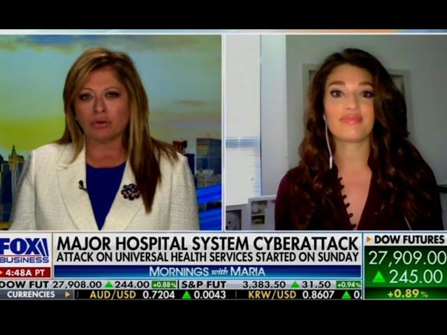 Fox Business Network: Ransomware Hits Schools & Hospitals