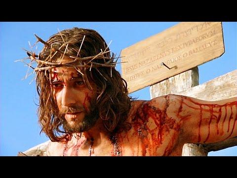 "Henry Ian Cusick - BTS interview from ""The Gospel of John"" (2003)"
