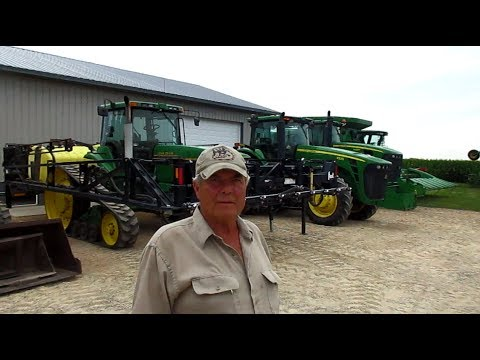 Preview of Schweim Farms Retirement Auction in Pemberton, MN 7/29/17