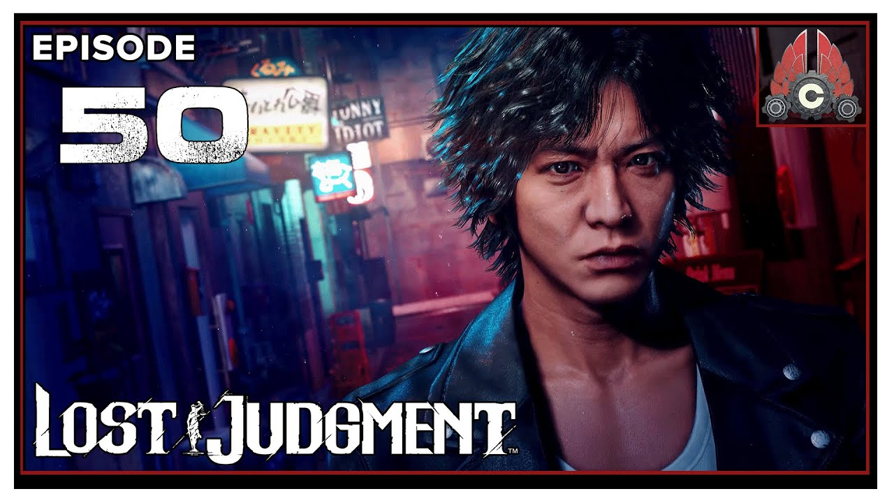 CohhCarnage Plays Lost Judgment (Thanks Ryu Ga Gotoku For The Key) - Episode 50 (Ending)