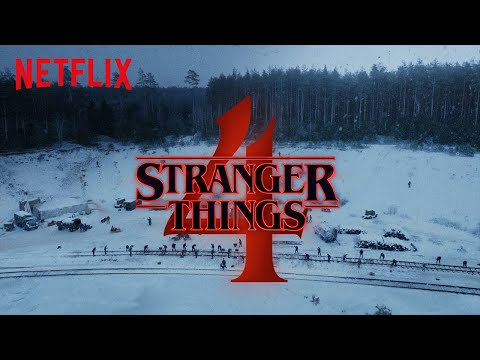 Stranger Things 4   Liebesgrüße aus Moskau …   Netflix