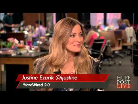 iJustine Interview: Coolest New Technology She's Seen