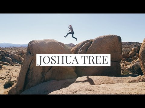 Joshua Tree, California • Vlog