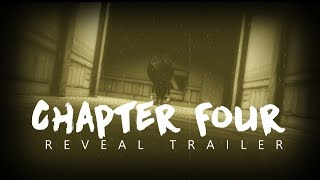 BENDY AND THE INK MACHINE CHAPTER 4 TRAILER HIDDEN IN CHAPTER 3