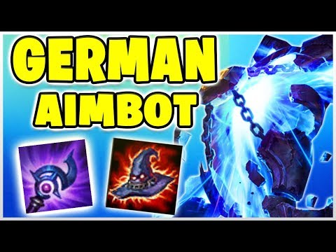 GERMAN AIMBOT - ESG vs AEQ | Noway4u Highlights - League of Legends