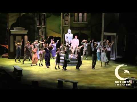 Guthrie Theater: THE MUSIC MAN Highlights