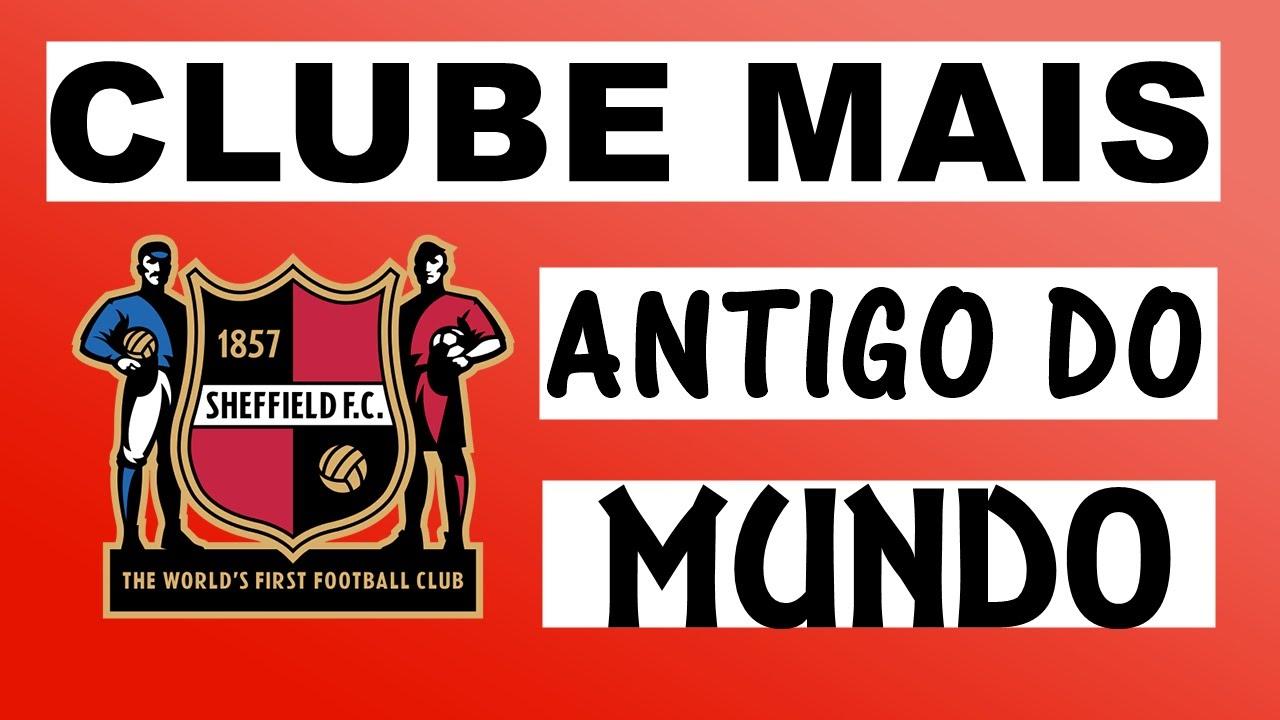 243590a9d Sheffield Football Club - O clube mais velho do mundo - YouTube