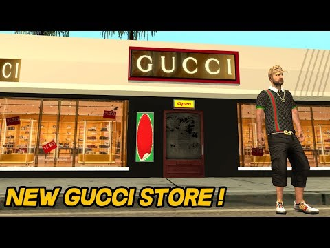 Nueva Tienda De Gucci