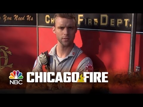 Jesse Spencer Gets Beat Up - Chicago Fire