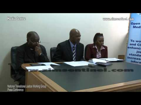 Transitional Justice Working Group in Zimbabwe