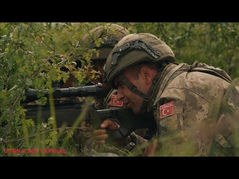 Turkish Army and NATO Allies conduct multinational training during Steadfast Defender 2021