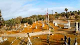 Victoria Texas Evergreen Cemetery