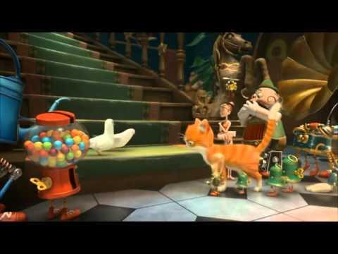 Trailer oficial Casa magicianului (The House of Magic) (2013)