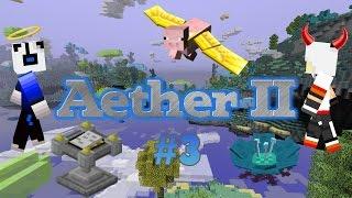 מיינקראפט- Aether II- פרק 3: הגן עדן