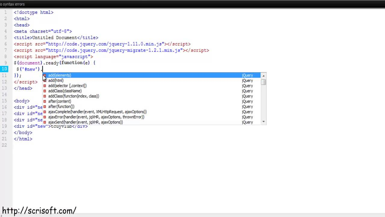 Jquery add an attribute to multiple elements with the for Add th table jquery