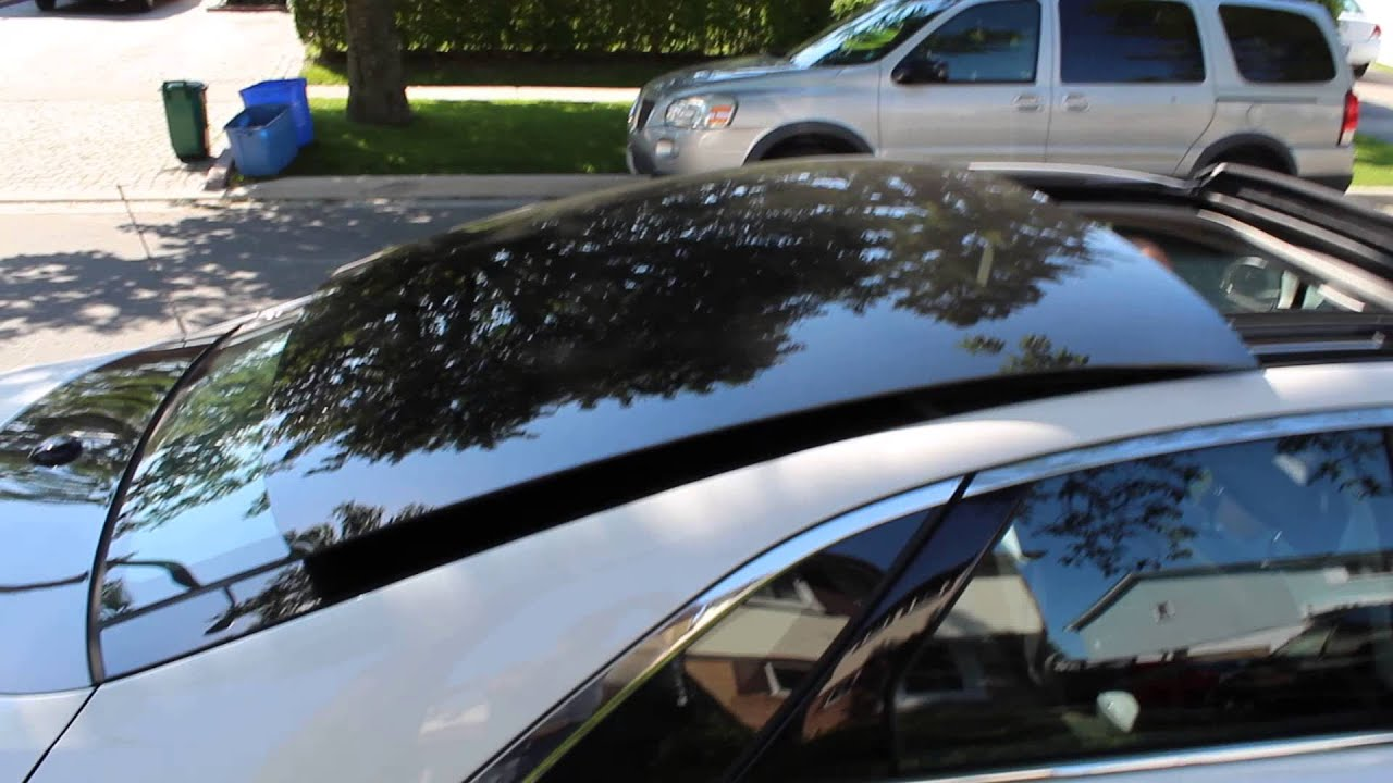 2017 Lincoln Mkz Retractable Panoramic Gl Roof